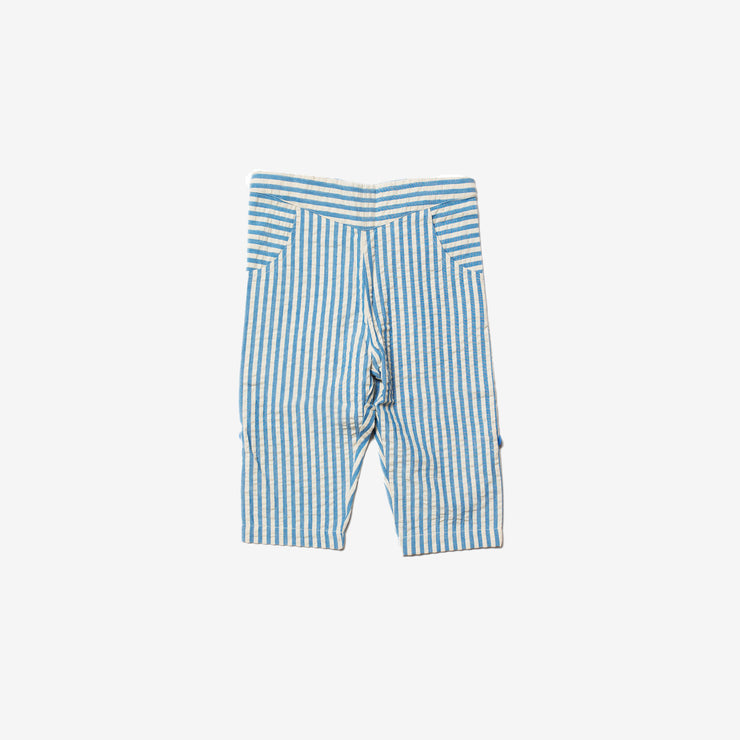 Blue Skies Stripe Beach Bottoms