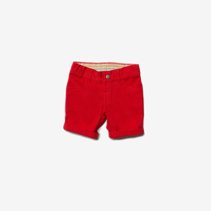 Red Sunshine Shorts