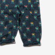Rainbow Lions Patch Pocket Bottoms