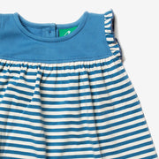 Ocean Blue Nautical Dress