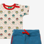 Leo Lion T-Shirt Set