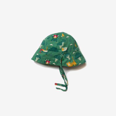 Jungle Adventures Reversible Sunhat
