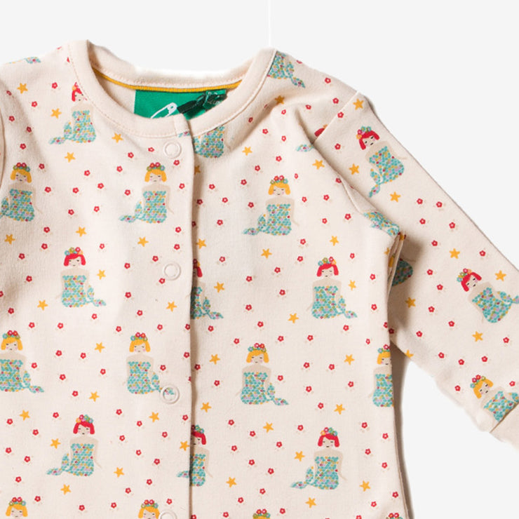 Mermaid & The Starfish Babygrow