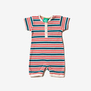 Nautical Rib Summer Shortie