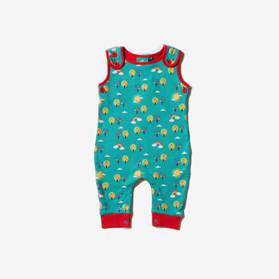 Beyond The Rainbow Dungarees