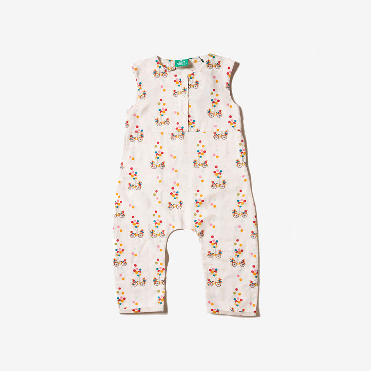 Flying High Summer Jumpsuit