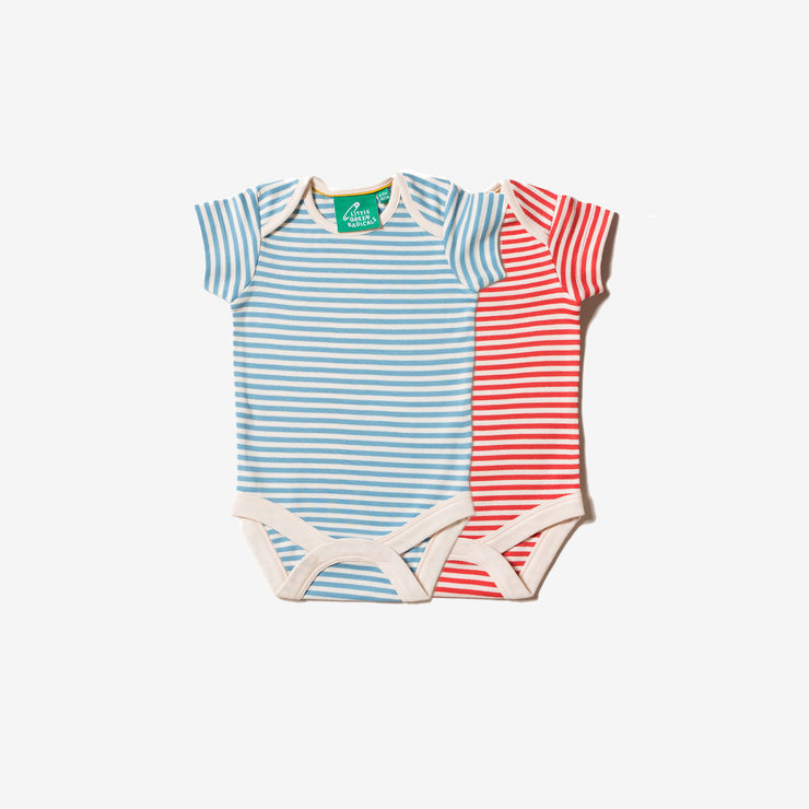 Stripy Baby Body Set
