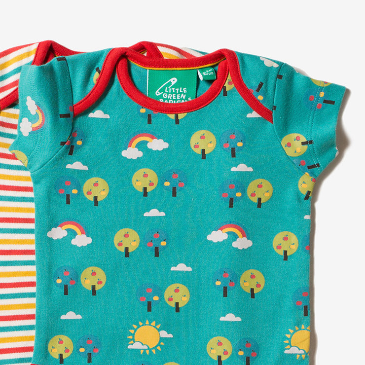 Beyond The Rainbow Baby Body Set