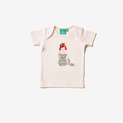 Mermaid Applique T-Shirt