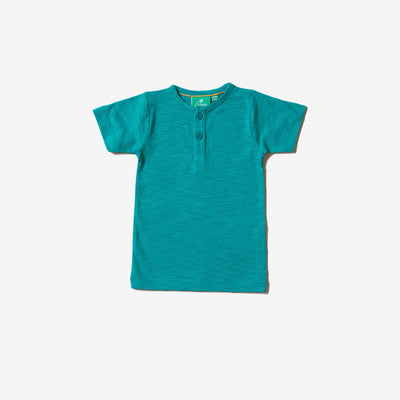 Peacock Blue Everyday T-Shirt
