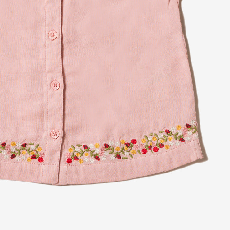 Wild Strawberries Classic Blouse