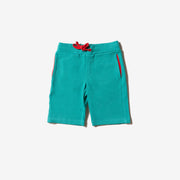 Peacock Blue Beach Shorts