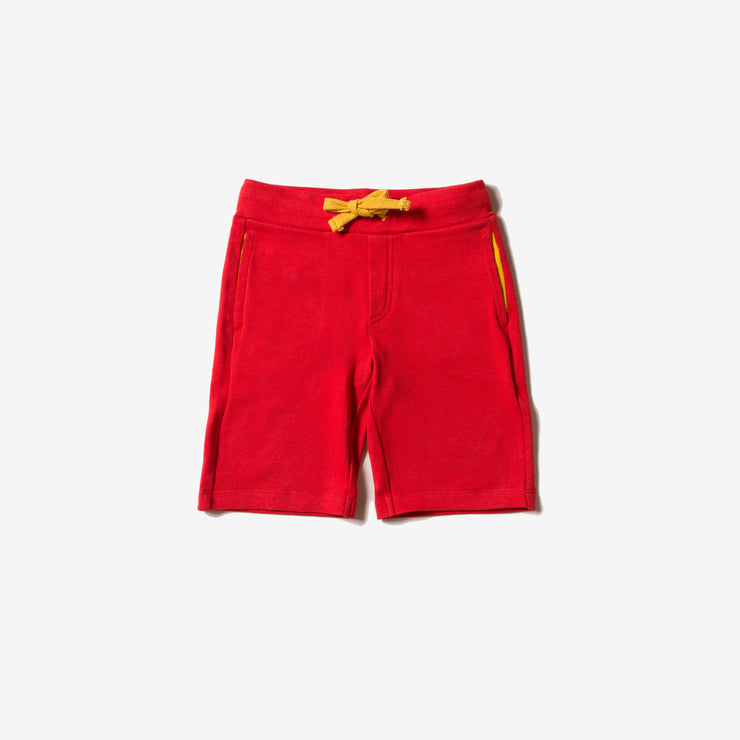 Red Beach Shorts