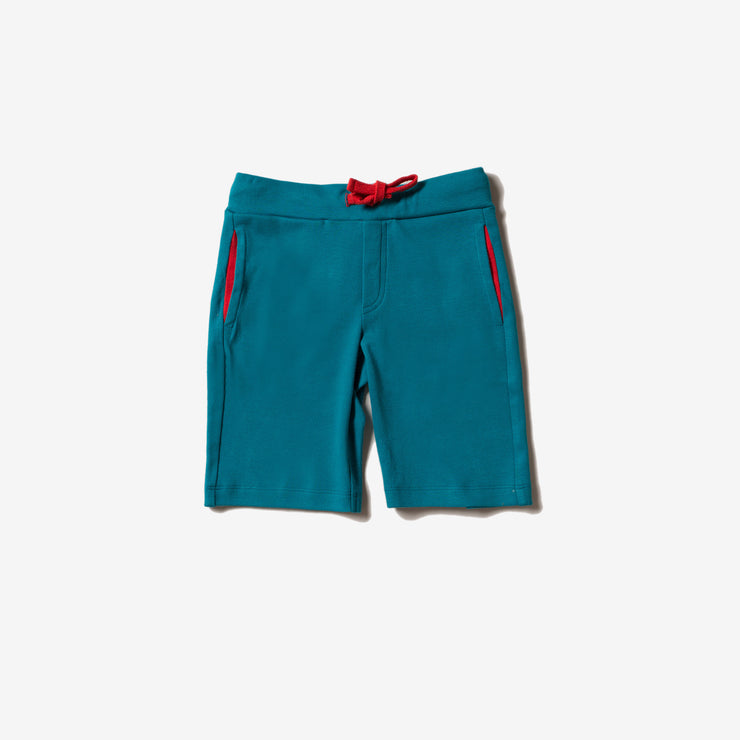 Teal Beach Shorts