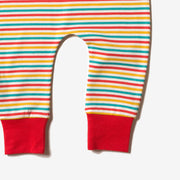 Rainbow Striped Wriggle Bottoms