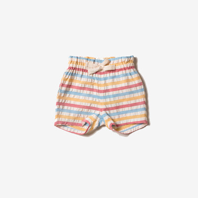 Corn Silk Down By The Sea Shorts