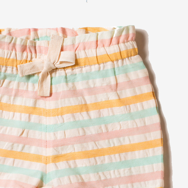 Dusky Pink Down By The Sea Shorts