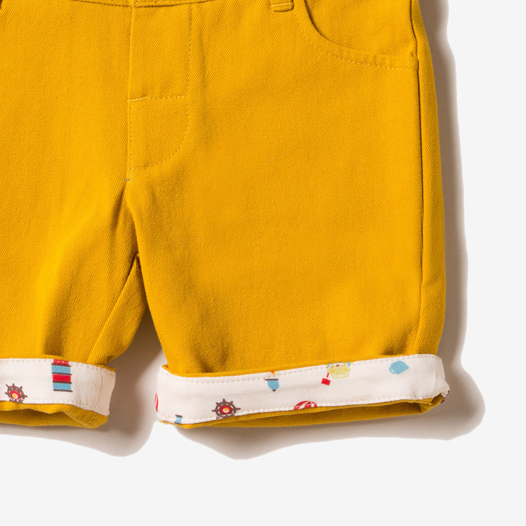 Gold Adventure Sunshine Shorts