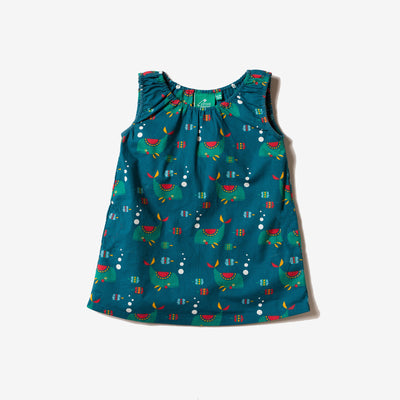 Whale Of a Time Twirl Dress