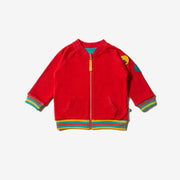 Explorer Badge Reversible Jacket