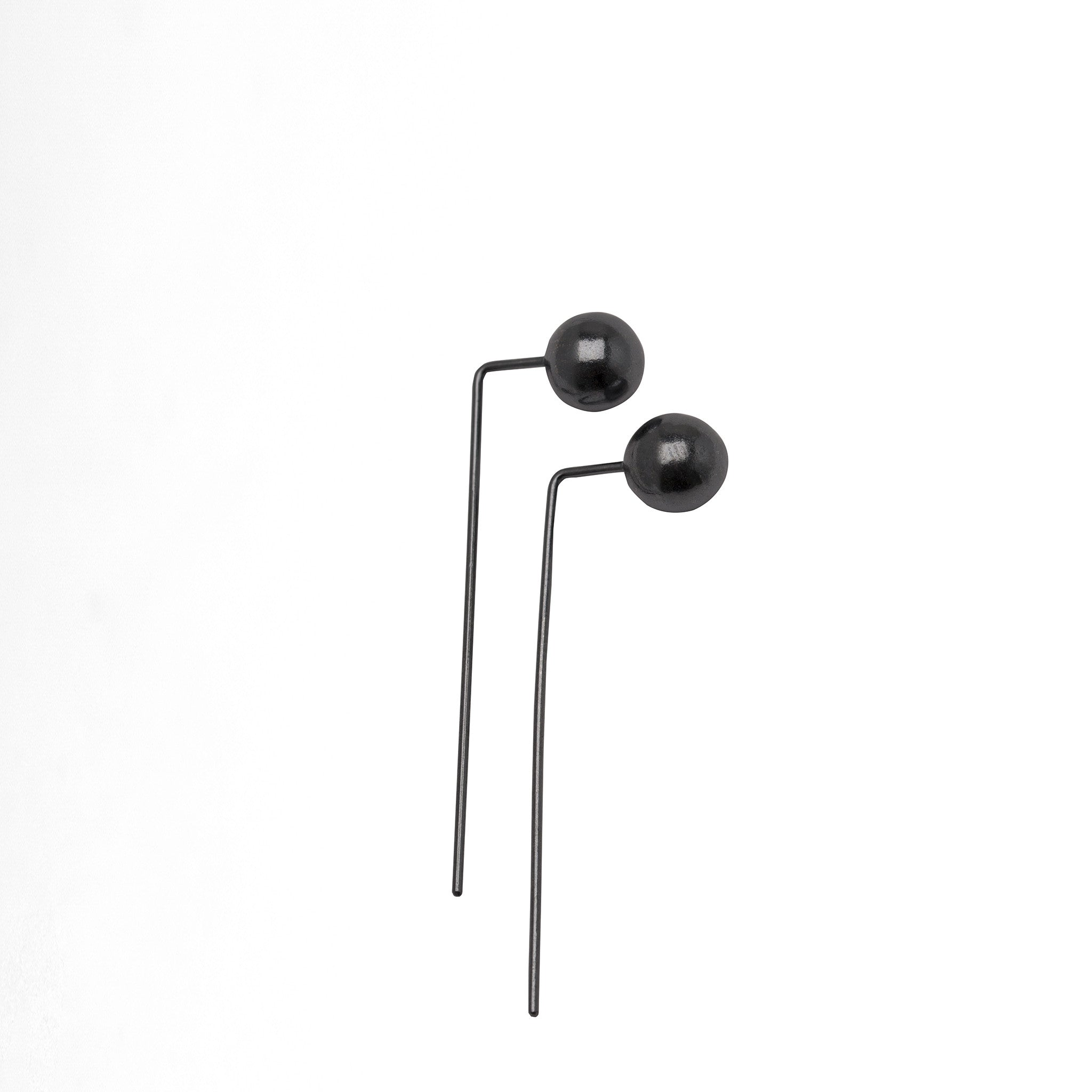 Pin Ball Earrings