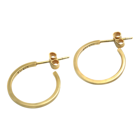 Hoops Medium - Plateaux Jewellery