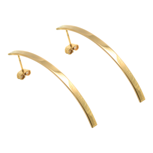 Long Bended Square - Plateaux Jewellery