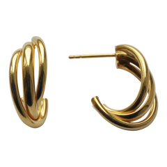 Swirl Hoops Large