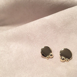 Massive Earrings - Plateaux Jewellery