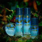 Azure Planet Friendly Hair Rescue and Repair Shampoo Conditioner and Mask - vegan haircare