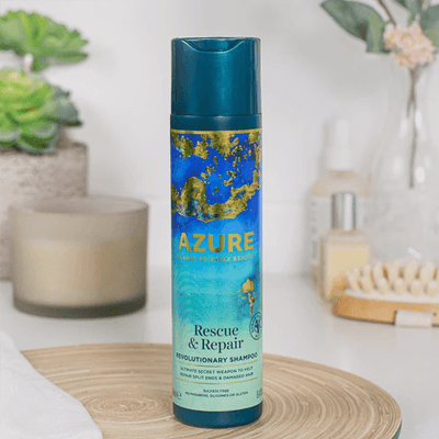Azure Planet Friendly Hair Repair Shampoo