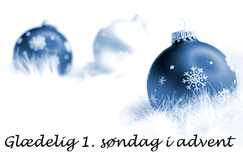 WEIZ Copenhagen giveaway 1. søndag i advent