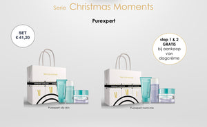 Christmas Moments Purexpert normal-combination skin