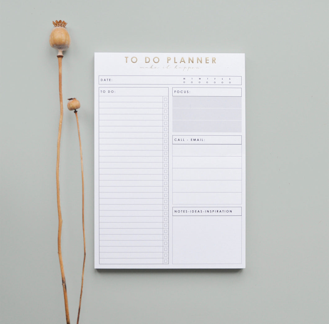 To Do Planner