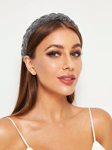 Solid Braided Padded Headband Shop n Save Pakistan