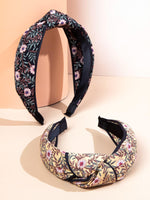 2pcs Knot Decor Hair Hoop Shop n Save Pakistan