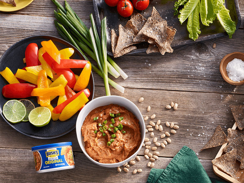 BUSH'S® Original Bean Dip - Lifestyle