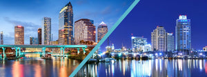 Tampa vs St. Petersburg: Which City Is For You?