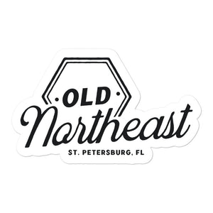 Old Northeast, St. Petersburg | Sticker