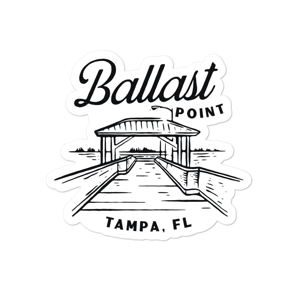 Ballast Point, Tampa | Sticker