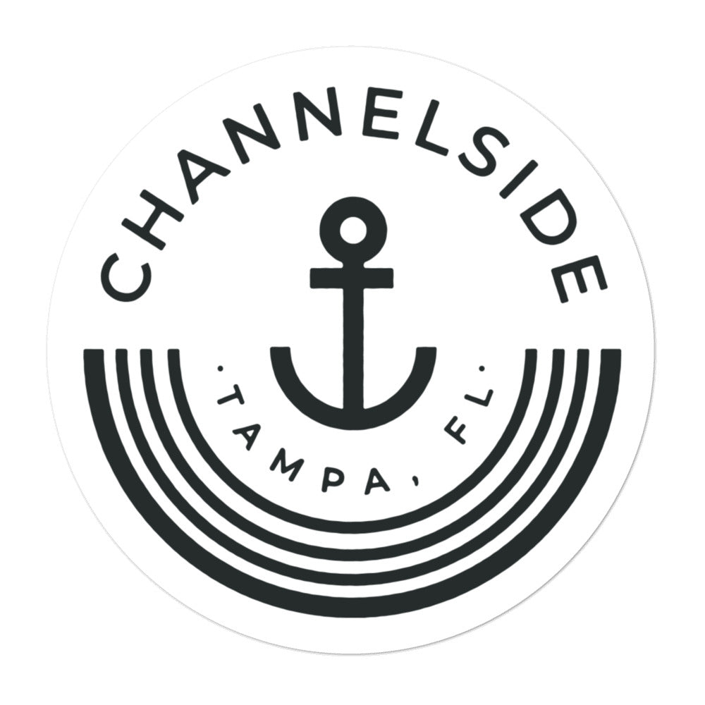Channelside, Tampa | Sticker