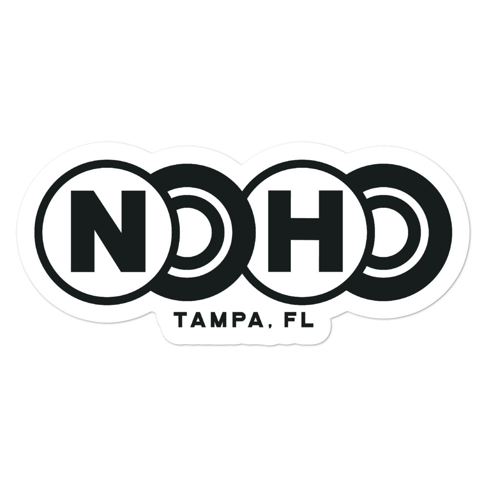 NOHO, Tampa | Sticker