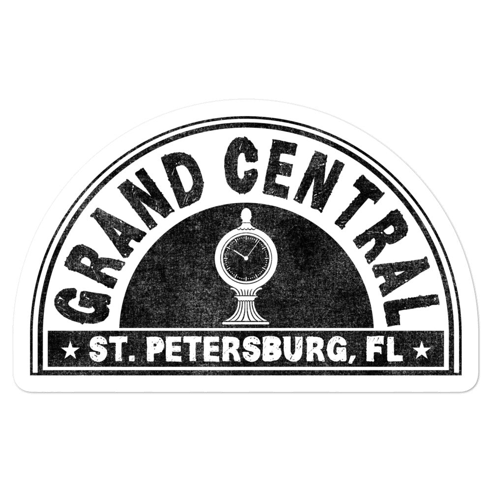 Grand Central, St. Petersburg | Sticker