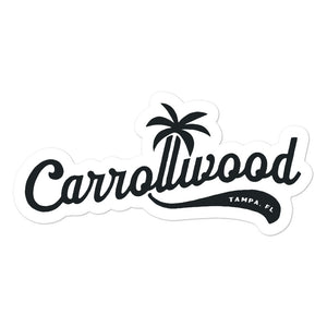 Carrollwood, Tampa | Sticker