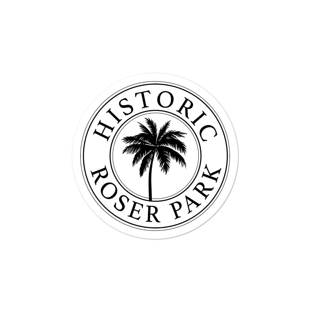 Roser Park, St. Petersburg | Sticker