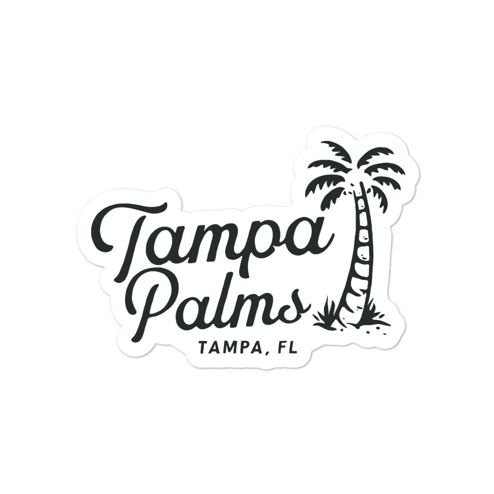 Tampa Palms, Tampa | Sticker