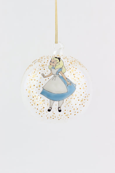 Alice Tealight Bauble