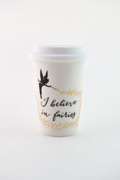 I Believe in Fairies Travel Cup