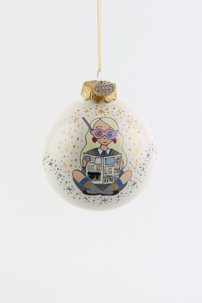 Luna Lovegood Bauble