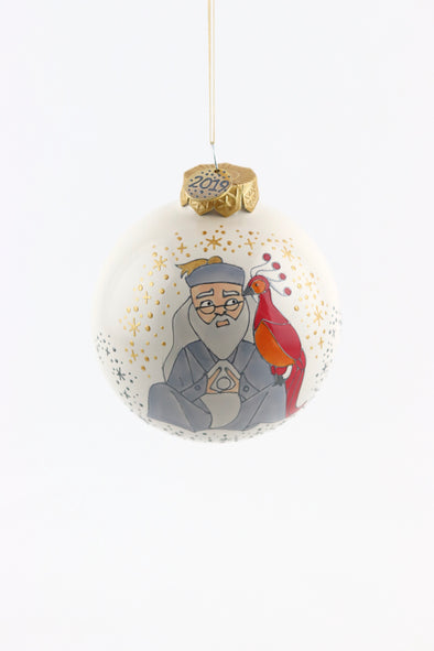 Dumbledore Bauble